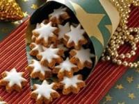 Хрустящее новогоднее печенье