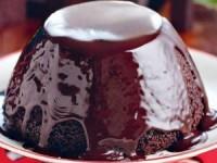 Английский шоколадный пудинг