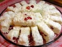 Десерт «Белоснежка»