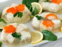Заливная рыба - новогодние рецепты