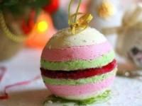 """Парфе """"Новогодние шары"""" - новогодние рецепты"""
