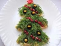 Пушистый салат - новогодние рецепты