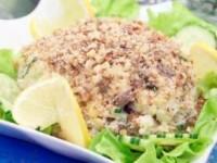 Салат «Новогодняя горка» - новогодние рецепты
