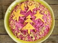 Салат «Рождественская ночь»