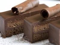 Шоколадное паве (рецепт из Бразилии)