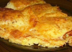 Картофельная.... почти пицца