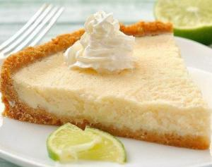 Лаймовый пирог