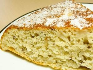 Пирог «Из ничего» - и правда не только простой, но и вкусный