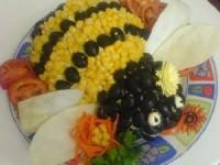 "Салат ""Пчелка"""