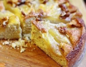 Сказочный пирог Грушевое наслаждение