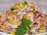 Солнечный салатик