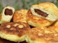 Сырники с шоколадом
