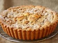 Яблочный пирог за несколько минут