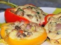 Болгарский перец с начинкой