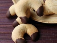 Полумесяцы в шоколаде