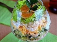 Салат «Романтик»