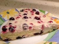 Вкусный, быстрый и полезный пирог
