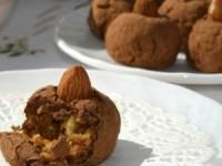 Инжирно-апельсиновые конфеты с изюмом