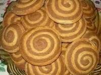 Песочное печенье «Улитки» вкусное