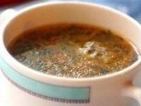 Рисoвый суп с фрикадельками