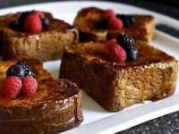 Французские тосты крем-брюле