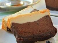 Шоколадно-кофейный кекс