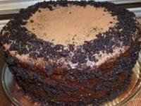 Шоколадный бисквит из мультиварки
