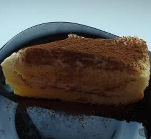 Бостонский пирог