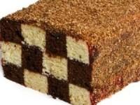 """Домашний торт """"Шахматка"""""""