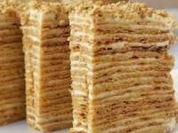 """Необыкновенно вкусный торт """"Пизанская башня"""""""