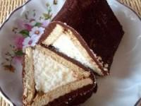 Творожный десерт «Домик»