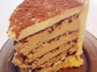 Торт «Кофе с шоколадом»