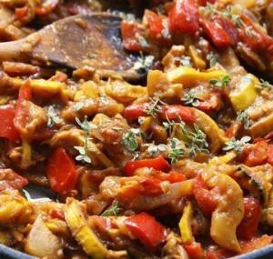 Вкуснейшее овощное рагу