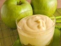 Мусс яблочный