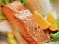 Тасманийский глазированный лосось