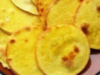 Кукурузно-тыквенные лепёшки вкусно