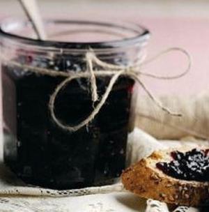 Варенье из черной смородины без варки