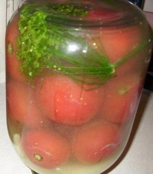 Квашеные соленые помидоры на зиму
