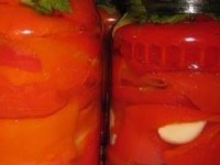 Красный перец по-армянски на зиму