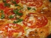 Быстрая кабачковая пицца