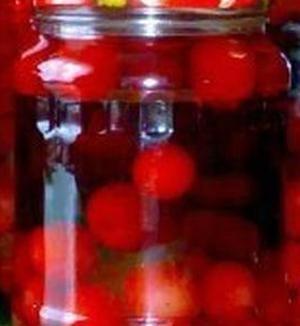 Компоты из вишни 15 рецептов