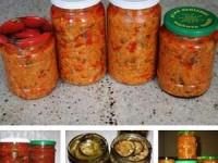 17 Рецептов заготовок на зиму из баклажанов