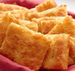 Фокачча картофельная
