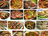 Рецепты из баклажанов вкусные и простые