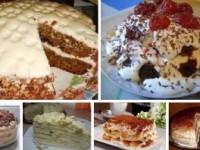 Рецепты самых быстрых и вкусных тортов