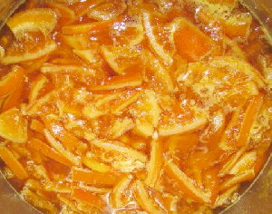 Апельсиновое варенье