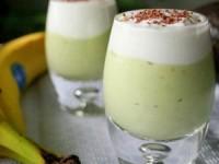 Авокадовый молочный коктейль