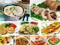 Рецепты вкуснейших вторых блюд