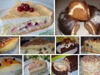 Рецепты домашней выпечки из творога