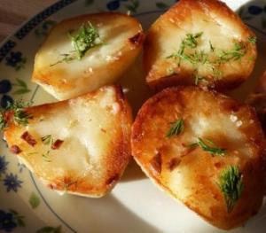 Невероятно вкусный картофель Праздничный
